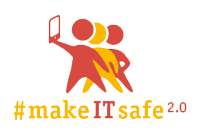 Logo der Kampagne Make-IT-Safe